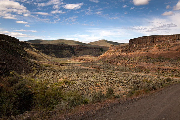 Mose Coulee, Washington